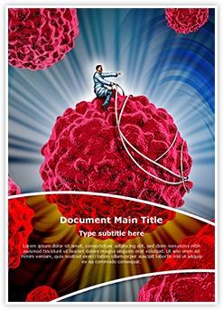 Cancer Treatment Editable Word Template