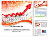 Rising Finance Graph Template
