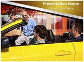 Carpooling Editable PowerPoint Template