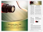 Composite filling Editable PowerPoint Template
