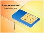 SIM Card Template