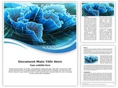 Information Technology Editable Word Template