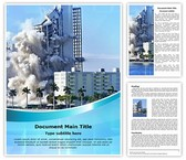 Building Collapse Template