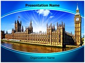Houses of Parliament Template