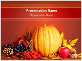 Thanksgiving Editable PowerPoint Template