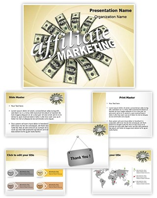 Affiliate Marketing Editable PowerPoint Template