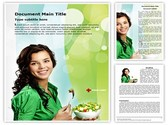 Healthy Diet Template