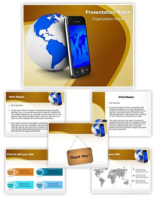 GPRS Editable PowerPoint Template