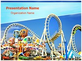 Amusement Park Editable PowerPoint Template