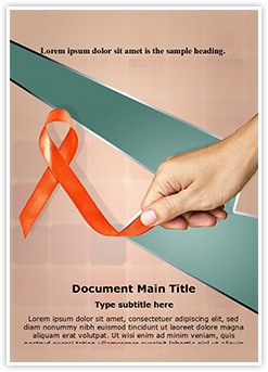 Chronic Lymphotic Leukemia Editable Word Template