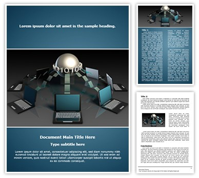 Data Mining Editable Word Document Template