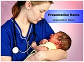 Midwifery PowerPoint Templates