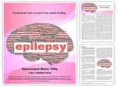 Epilepsy Editable Word Template