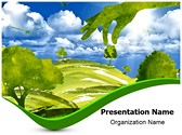 Ecology Editable PowerPoint Template