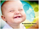 Cute Smile PowerPoint Templates