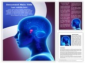 Brain Pituitary Gland Template
