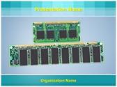 Computer RAM Template