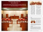 Courtroom Template