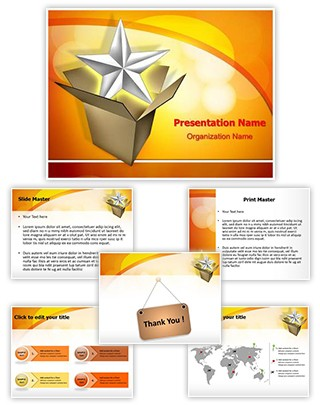 Product Launch Editable PowerPoint Template