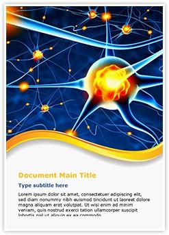 Neuron Editable Word Template