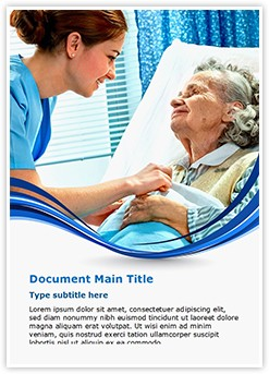 Nurse Editable Word Template