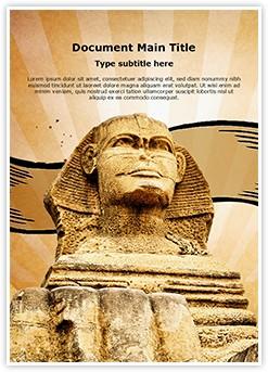 Sphinx Editable Word Template