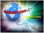 E Learning Globe Template