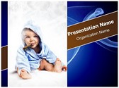 Child Smoking PowerPoint Templates