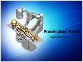 Angiography Editable PowerPoint Template
