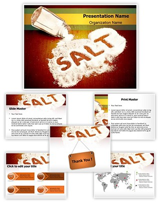 Salt Editable PowerPoint Template