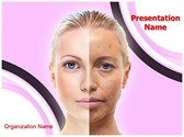 Ageing Beauty PowerPoint Templates