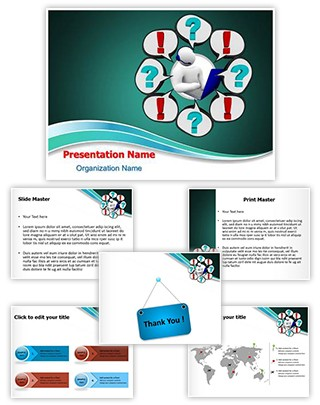 Complaints Handling Editable PowerPoint Template