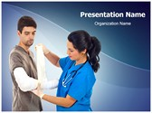 Orthopaedic Surgeon PowerPoint Templates