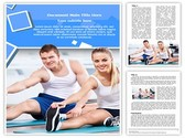 Physical Exercise Editable Word Template