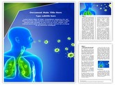 lung infection Template