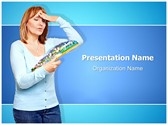 Menopausal Complaints Editable PowerPoint Template