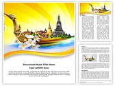 Thailand Travel Template