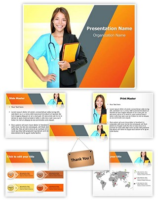 Career Choice Editable PowerPoint Template