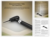 Otoscope Template