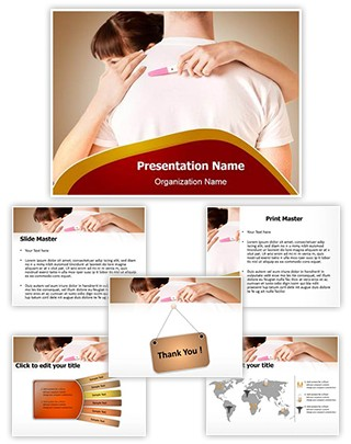 Infertility Editable PowerPoint Template