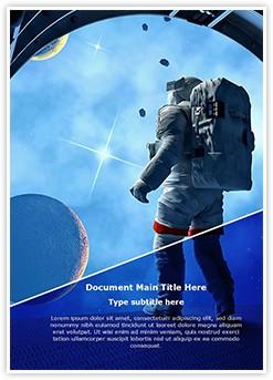 NASA Editable Word Template