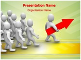 Leading Entrepreneur Editable PowerPoint Template