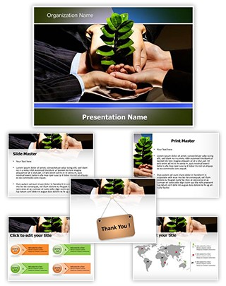 New Business Editable PowerPoint Template