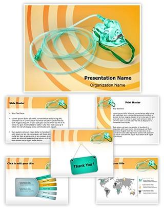 Inhaler Editable PowerPoint Template