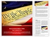 American Constitution Template