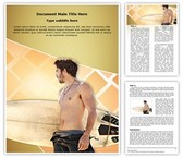 Surfer Leisure Sports Template