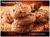 Chocolate Cookies PowerPoint Templates