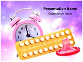 Contraceptives Editable PowerPoint Template