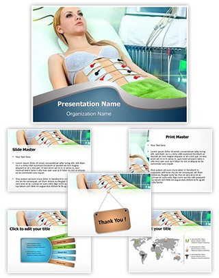 Shock Therapy Editable PowerPoint Template