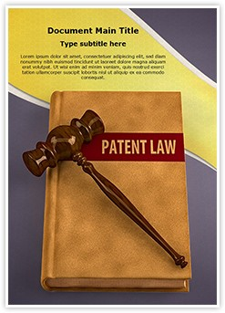 Parent Law Editable Word Template